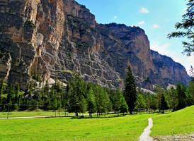 Canyon by Sergiba