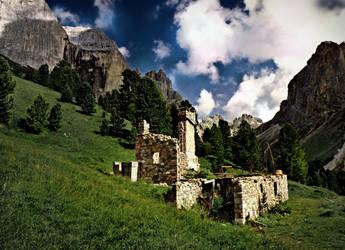 Ruin II by Sergiba