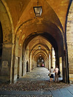Archway by Sergiba