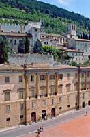 Gubbio by Sergiba
