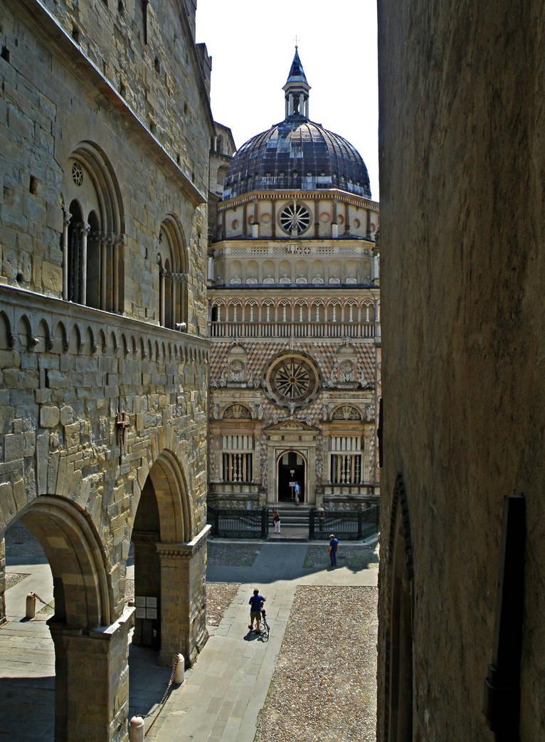 The Colleoni Chapel by Sergiba