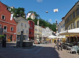 Greetings from Bruneck by Sergiba