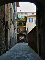 Pedestrian path by Sergiba