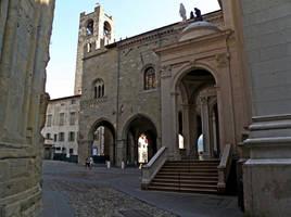 Piazza Duomo by Sergiba