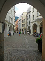 Old Brixen by Sergiba