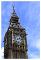 Big Ben by photocell