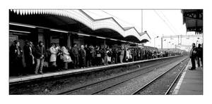 Long wait by photocell