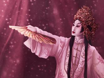 kabuki by TeodoraLaessa