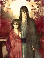 Rukia_and_Byakuya by TeodoraLaessa