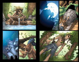 The jungle book page 20 by Sandoval-Art
