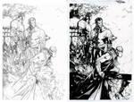 X-MEN Chris Bachalo! by Sandoval-Art