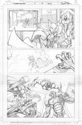 Avengers Assemble Issue 09 Page 15 by Sandoval-Art