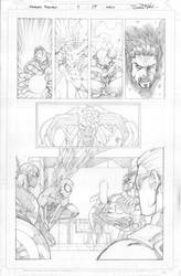 Avengers Assemble Issue 09 Page 17 by Sandoval-Art