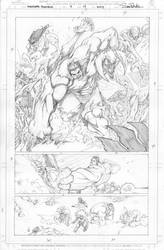 Avengers Assemble Issue 09 Page 19 by Sandoval-Art