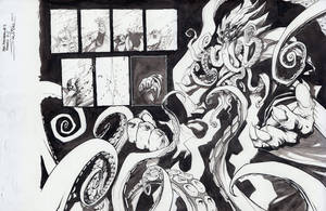 New Avengers #3 by Sandoval-Art