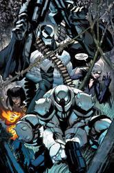 Venom #160 by Sandoval-Art