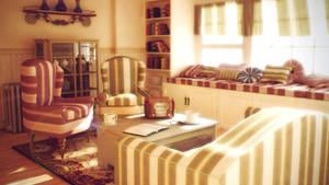 Vintage Interior by jesse