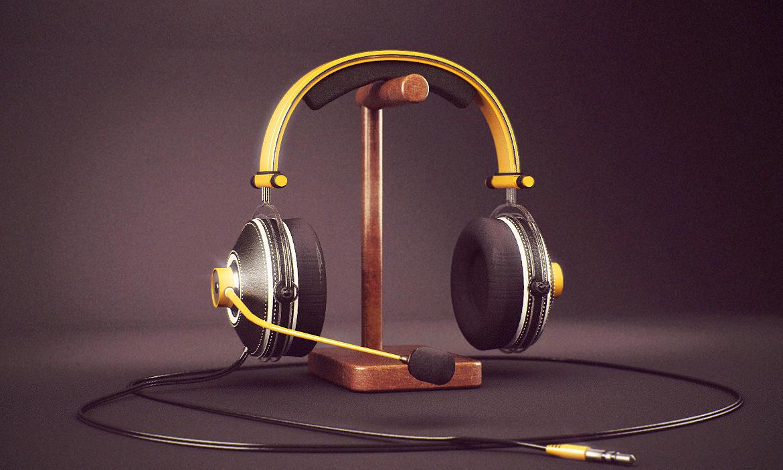 Headphones by jesse