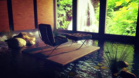 Zen Room 3 by jesse