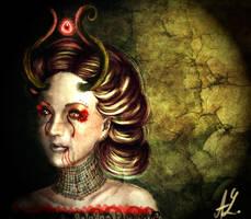 Lady of Death by StylishDexterity