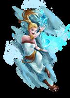 Marle: Ice! by Cronoan