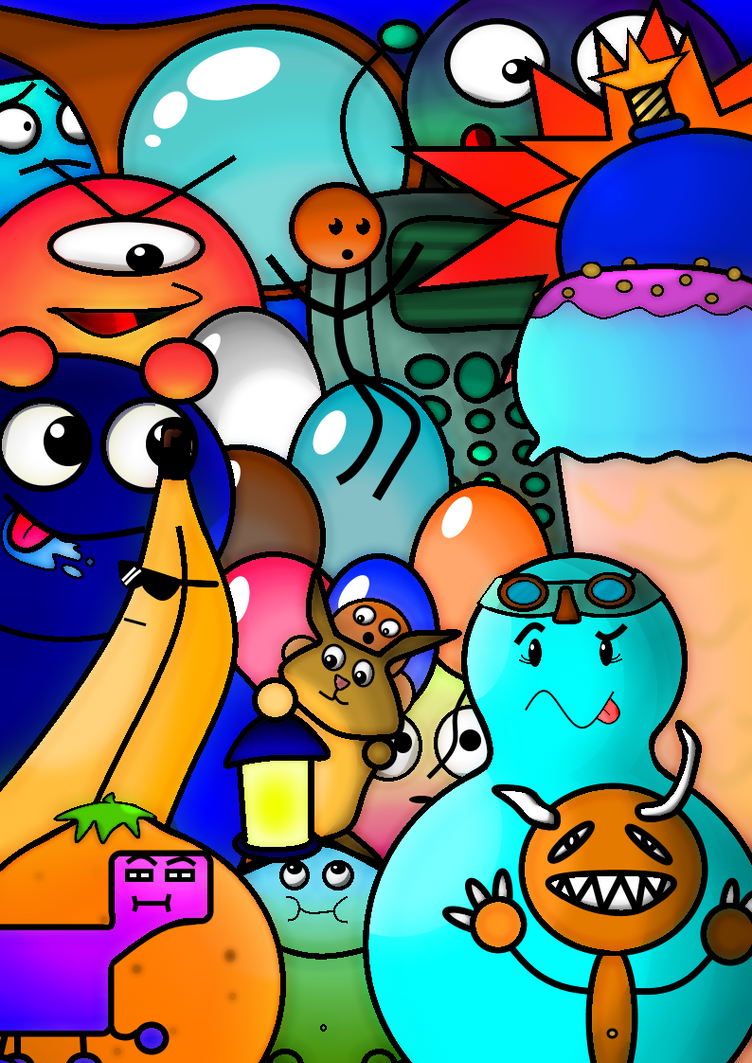 Galerie de Kaideos _what_a_dynamic_party_____doodling_by_kaideos_dc8ac68-pre