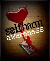 Self-Harm Awareness by sapphirewolfeyes