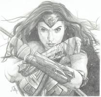 Wonder Woman by argenis-trejo