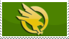Command and Conquer GDI stamp by Rattler20200