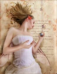 on my fairytale book.. by Princess-of-Shadows