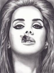 Lana Del Rey by dukeofmercator