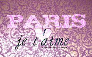 paris by ixah0827