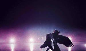 black swan by ixah0827