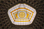 fisheye: PW-Main Building II by senner