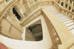 fisheye: PW-Main Building III by senner