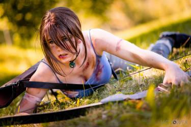 Lara Croft Cosplay by MiuMoonlight