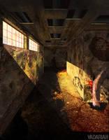 Abandoned Warehouse by Vadarian