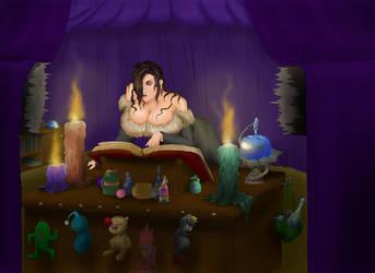 WitchCraft 'Lulu - FF 10' by Razio