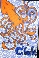 squid numero dos by chelt