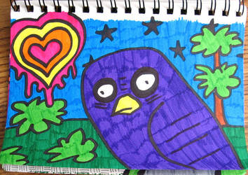 owl by chelt