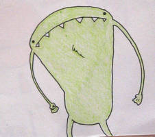 green monster by chelt