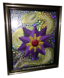 Starmie by BelievingIsSeeing