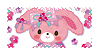 Sanrio Bonbonribbon stamp by BelievingIsSeeing