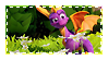 Spyro Reignited Trilogy : Stamp 5 by BelievingIsSeeing
