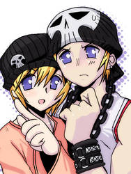 TWEWY: Beat and Rhyme by zerohime