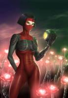 Thief In The Rose Garden by Darkodev
