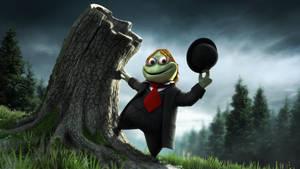 Mister Froggy by Darkodev