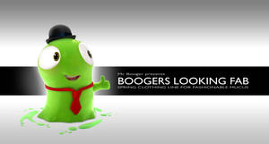 Mister Booger by Darkodev