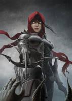 Diablo Demon Hunter by Darkodev