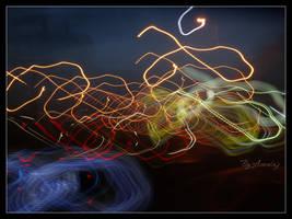 Light Art by Amwag